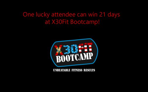 Prize-X30FitBootcamp