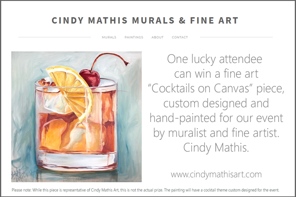 Cindy Mathis Art Murals and Fine Art