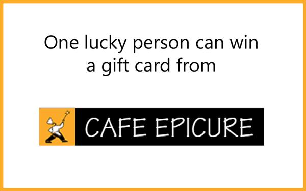 CafeEpicure-prize