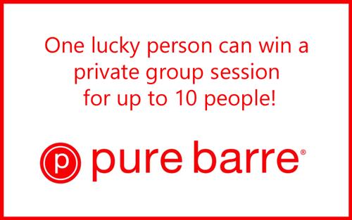 PureBarre-prize